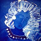Blue Lady by Sarah Curtiss