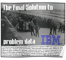 IBM & the Holocaust Poster