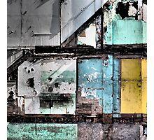 Demowall Photographic Print