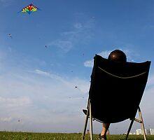 Flying Kite by BengLim