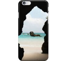 Fabian's Work - Bermuda iPhone Case/Skin