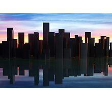 Staple City Photographic Print