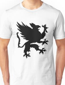 Heraldic griffin Unisex T-Shirt