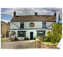 The Pheasant Inn - Harmby Poster
