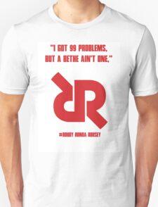 Roudy Ronda Rousey UFC 190 WALK IN DESIGN T-Shirt