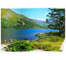 Snowdonia National Park -North Wales Poster