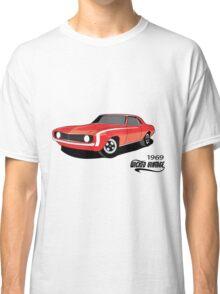 Red 69 Camaro Classic T-Shirt