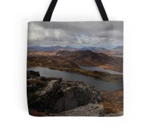 From Loughsalt Mountain Tote Bag