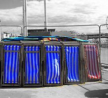 Deckchairs by JacquiK
