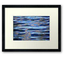Water Framed Print