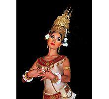 Cambodian Dancer Photographic Print