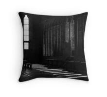Mont Saint Michel - Interior Throw Pillow