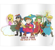 South Park Stick of Truth Poster