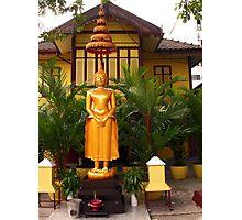 Buddha, Bangkok, Thailand Photographic Print