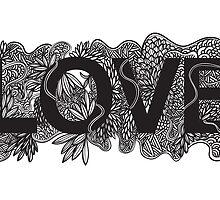 LOVE by Kolory