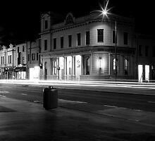 Night Trails by Beth  Morley