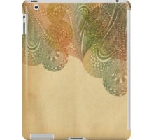 They fell like Feathers iPad Case/Skin