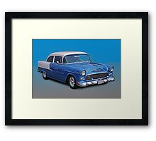 Two toned Chevy Framed Print