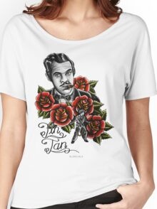 """German Valdés """"Tin-Tan"""" Women's Relaxed Fit T-Shirt"""