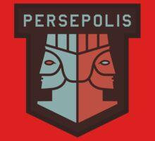Ingress Persepolis Enlightened Resistance Niantic Google Anomaly XM Kids Tee