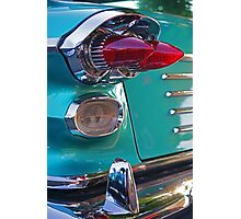 Double Bullet Tail Lights Photographic Print