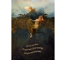 Star Sisters Photographic Print