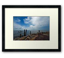 Cypremort Point Framed Print