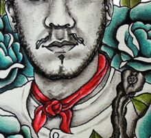"Mario Moreno ""Cantinflas"" Portrait Sticker"