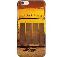 Sunset Peterbilt iPhone Case/Skin