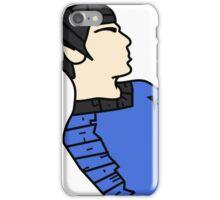 LLaP Spock iPhone Case/Skin