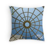 Looking Up - Spring Throw Pillow