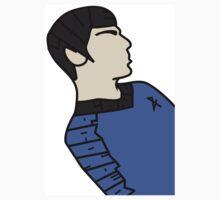 LLaP Spock Kids Tee