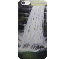Waterfall In Motion iPhone Case/Skin