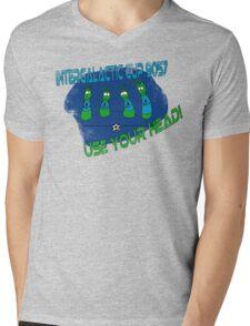 Intergalactic Cup 9057 Mens V-Neck T-Shirt