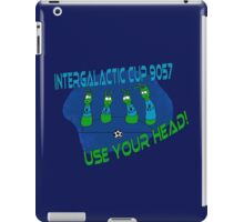 Intergalactic Cup 9057 iPad Case/Skin