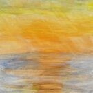 Sunset- Watercolour by Tracy Faught