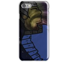 LLaP Spock with galaxy iPhone Case/Skin