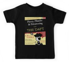Piracy for the Daft Kids Tee