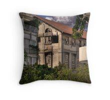 Urban Peep Throw Pillow