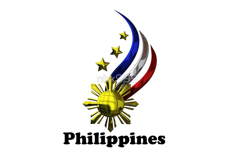 Quot Philippine Logo Design By Nhk999 Quot Posters By Nhk999