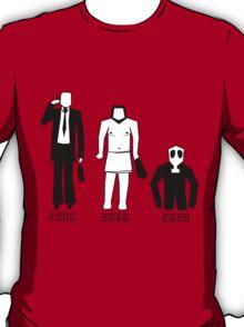 Human regression T-Shirt