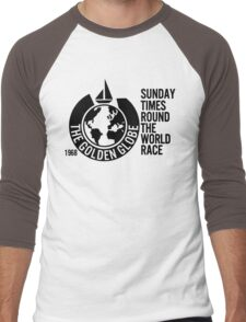 The Golden Globe ' Round the World Race 1968 Men's Baseball ¾ T-Shirt