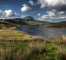 Loch Fada by Mark Robson