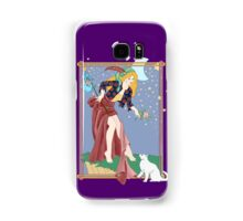 Tarot Fool Samsung Galaxy Case/Skin
