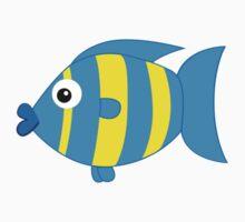 Cute fish by at0mik
