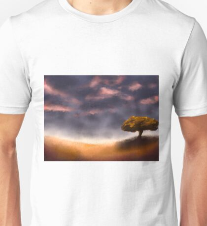 Countryside After Rainfall Unisex T-Shirt