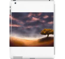 Countryside After Rainfall iPad Case/Skin