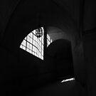Castle Window Light Reflections by ragman