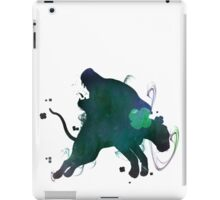 The Monster & The Beast iPad Case/Skin