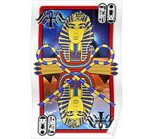 """""""Tutankhamun Tarot"""" Poster"""